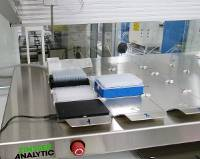 Moduloplate Scale on Zinsser analytic® pipeting platform