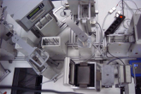 Moduloplate Scale with robotic_arm_200